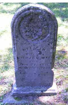 HILL, DELILAH - Adams County, Ohio | DELILAH HILL - Ohio Gravestone Photos