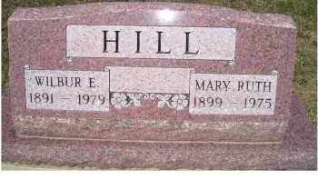 HILL, MARY RUTH - Adams County, Ohio | MARY RUTH HILL - Ohio Gravestone Photos