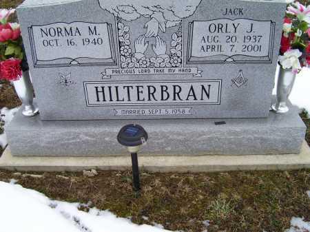 HILTERBRAN, NORMA M. - Adams County, Ohio | NORMA M. HILTERBRAN - Ohio Gravestone Photos