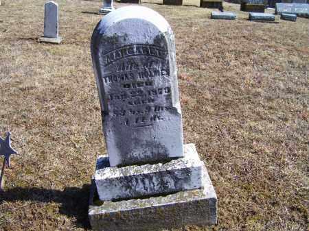 HOLMES, MARGARET - Adams County, Ohio | MARGARET HOLMES - Ohio Gravestone Photos