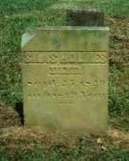 HOLMES, SILAS - Adams County, Ohio | SILAS HOLMES - Ohio Gravestone Photos