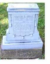 HOOK, CURTIS E. - Adams County, Ohio   CURTIS E. HOOK - Ohio Gravestone Photos