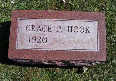 HOOK, GRACE - Adams County, Ohio | GRACE HOOK - Ohio Gravestone Photos