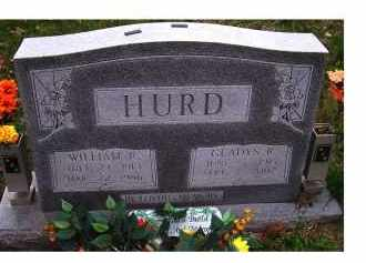HURD, WILLIAM  R. - Adams County, Ohio | WILLIAM  R. HURD - Ohio Gravestone Photos