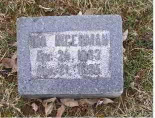 INGERMAN, INA - Adams County, Ohio | INA INGERMAN - Ohio Gravestone Photos