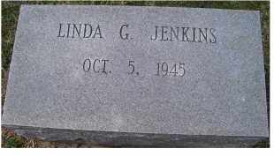 JENKINS, LINDA G. - Adams County, Ohio | LINDA G. JENKINS - Ohio Gravestone Photos