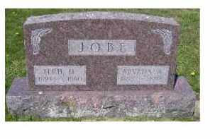 JOBE, ARVADA A. - Adams County, Ohio | ARVADA A. JOBE - Ohio Gravestone Photos