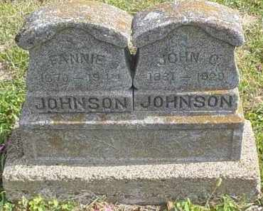 JOHNSON, JOHN C. - Adams County, Ohio | JOHN C. JOHNSON - Ohio Gravestone Photos