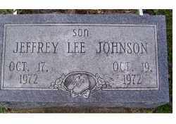 JOHNSON, JEFFREY LEE - Adams County, Ohio | JEFFREY LEE JOHNSON - Ohio Gravestone Photos