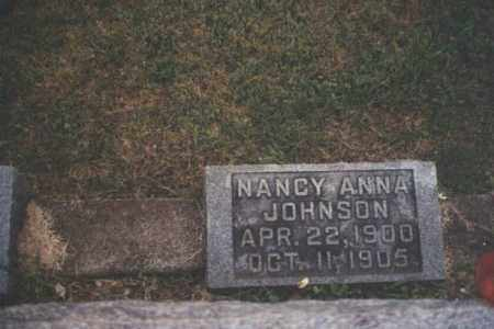 JOHNSON, NANCY ANN - Adams County, Ohio | NANCY ANN JOHNSON - Ohio Gravestone Photos