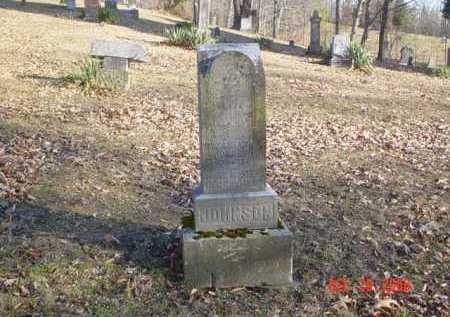 NEWMAN JOHNSON, ROXA - Adams County, Ohio | ROXA NEWMAN JOHNSON - Ohio Gravestone Photos