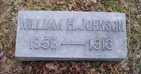 JOHNSON, WILLIAM H. - Adams County, Ohio | WILLIAM H. JOHNSON - Ohio Gravestone Photos