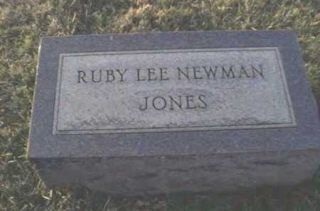 JONES, RUBY LEE - Adams County, Ohio | RUBY LEE JONES - Ohio Gravestone Photos
