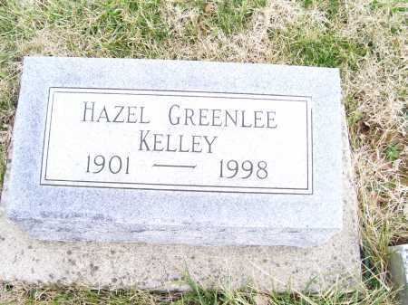 KELLEY, HAZEL - Adams County, Ohio | HAZEL KELLEY - Ohio Gravestone Photos