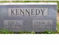 KENNEDY, EVA L. - Adams County, Ohio | EVA L. KENNEDY - Ohio Gravestone Photos