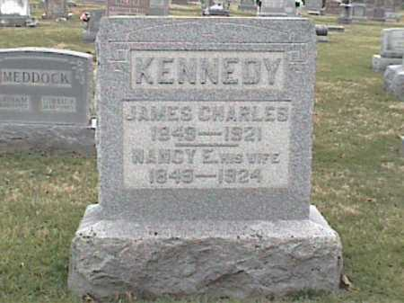 KENNEDY, JAMES CHARLES - Adams County, Ohio | JAMES CHARLES KENNEDY - Ohio Gravestone Photos