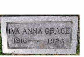 KEPLINGER, IVA ANNA - Adams County, Ohio | IVA ANNA KEPLINGER - Ohio Gravestone Photos