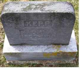 KEPP, NAOMI A. - Adams County, Ohio | NAOMI A. KEPP - Ohio Gravestone Photos