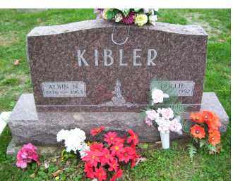 KIBLER, DOLLIE - Adams County, Ohio | DOLLIE KIBLER - Ohio Gravestone Photos