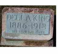 KING, DELLA - Adams County, Ohio | DELLA KING - Ohio Gravestone Photos
