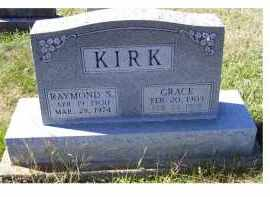 KIRK, RAYMOND S. - Adams County, Ohio | RAYMOND S. KIRK - Ohio Gravestone Photos