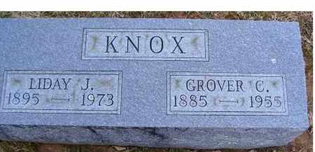 KNOX, GROVER C. - Adams County, Ohio | GROVER C. KNOX - Ohio Gravestone Photos