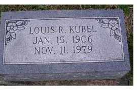 KUBEL, LOUIS R. - Adams County, Ohio | LOUIS R. KUBEL - Ohio Gravestone Photos