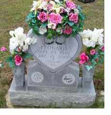 LEONARD, OLEN RAY - Adams County, Ohio | OLEN RAY LEONARD - Ohio Gravestone Photos