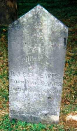 LEWIS, PHILIP L. - Adams County, Ohio | PHILIP L. LEWIS - Ohio Gravestone Photos