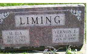 LIMING, M. IDA - Adams County, Ohio | M. IDA LIMING - Ohio Gravestone Photos