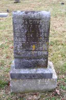 COVERT LISTON, ANNA - Adams County, Ohio | ANNA COVERT LISTON - Ohio Gravestone Photos