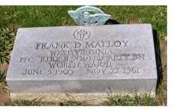 MALLOY, FRANK D. - Adams County, Ohio | FRANK D. MALLOY - Ohio Gravestone Photos