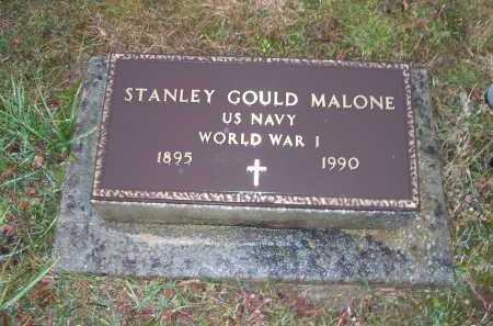 MALONE, STANLEY GOULD - Adams County, Ohio | STANLEY GOULD MALONE - Ohio Gravestone Photos