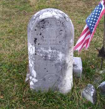 MANAHAN, JOHN M. - Adams County, Ohio | JOHN M. MANAHAN - Ohio Gravestone Photos