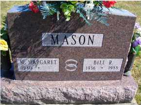 MASON, BILL R. - Adams County, Ohio | BILL R. MASON - Ohio Gravestone Photos