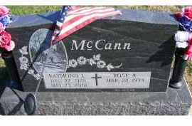 MCCANN, ROSE A. - Adams County, Ohio | ROSE A. MCCANN - Ohio Gravestone Photos