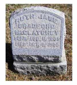 MCCLATCHEY, RUTH JANE - Adams County, Ohio | RUTH JANE MCCLATCHEY - Ohio Gravestone Photos