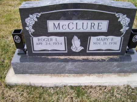MCCLURE, ROGER I. - Adams County, Ohio | ROGER I. MCCLURE - Ohio Gravestone Photos