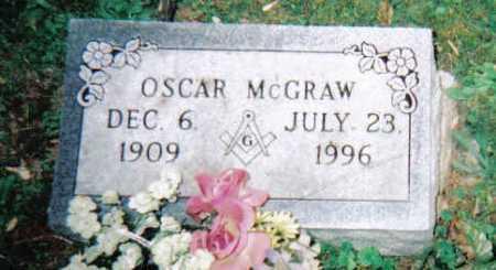 MCGRAW, OSCAR - Adams County, Ohio | OSCAR MCGRAW - Ohio Gravestone Photos