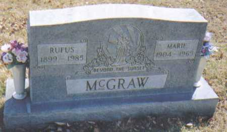 MCGRAW, RUFUS - Adams County, Ohio | RUFUS MCGRAW - Ohio Gravestone Photos