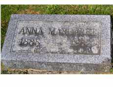 MCINTIRE, ANNA MARGARET - Adams County, Ohio | ANNA MARGARET MCINTIRE - Ohio Gravestone Photos