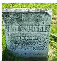MCINTIRE, JOHN L. - Adams County, Ohio | JOHN L. MCINTIRE - Ohio Gravestone Photos