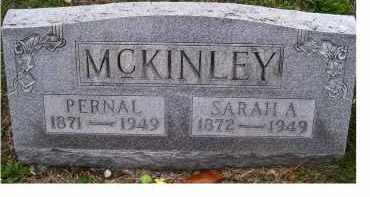 MCKINLEY, SARAH A. - Adams County, Ohio | SARAH A. MCKINLEY - Ohio Gravestone Photos