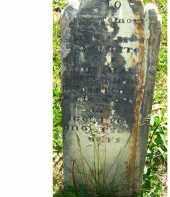 MCSURELY, MARY - Adams County, Ohio | MARY MCSURELY - Ohio Gravestone Photos