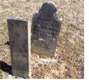 MEEK, JOHN P.A.W. - Adams County, Ohio | JOHN P.A.W. MEEK - Ohio Gravestone Photos