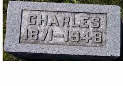 MESSER, CHARLES - Adams County, Ohio | CHARLES MESSER - Ohio Gravestone Photos