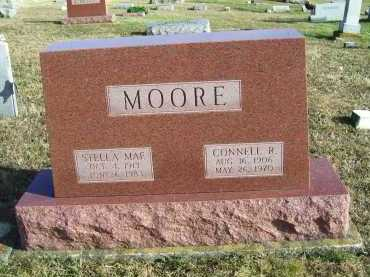 MOORE, STELLA MAE - Adams County, Ohio | STELLA MAE MOORE - Ohio Gravestone Photos