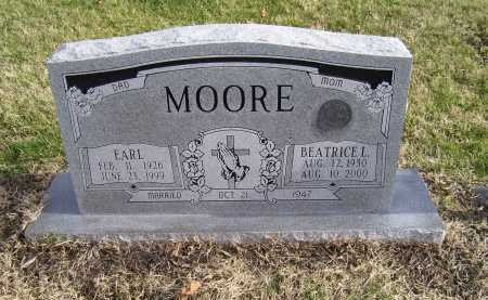 MOORE, BEATRICE L. - Adams County, Ohio | BEATRICE L. MOORE - Ohio Gravestone Photos