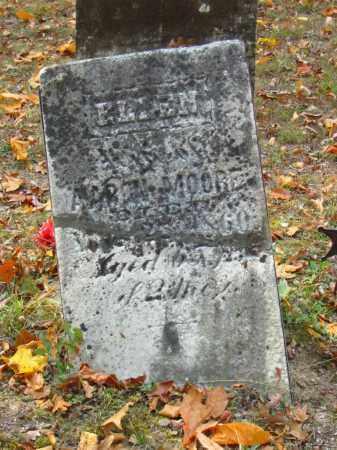 PRATHER MOORE, ELEANOR ELLEN - Adams County, Ohio | ELEANOR ELLEN PRATHER MOORE - Ohio Gravestone Photos