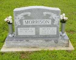 MORRISON, BECKY J. - Adams County, Ohio | BECKY J. MORRISON - Ohio Gravestone Photos